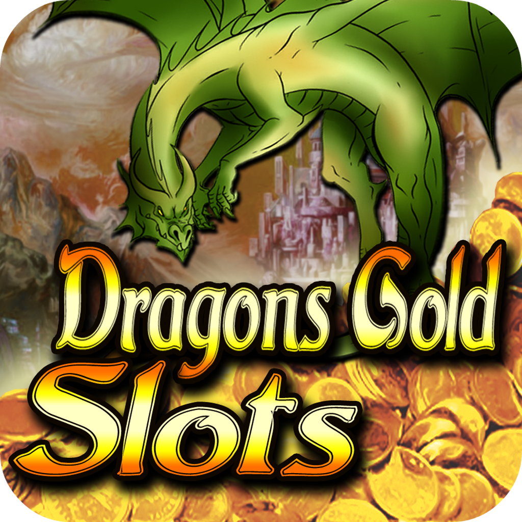 Dragons Gold 777 Slots - Casino Slot Adventure of Dragon & Knights Simulator Jackpot Gambling Game (Pro  Edition HD)