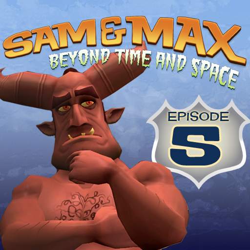 Sam & Max Beyond Time and Space Ep 5